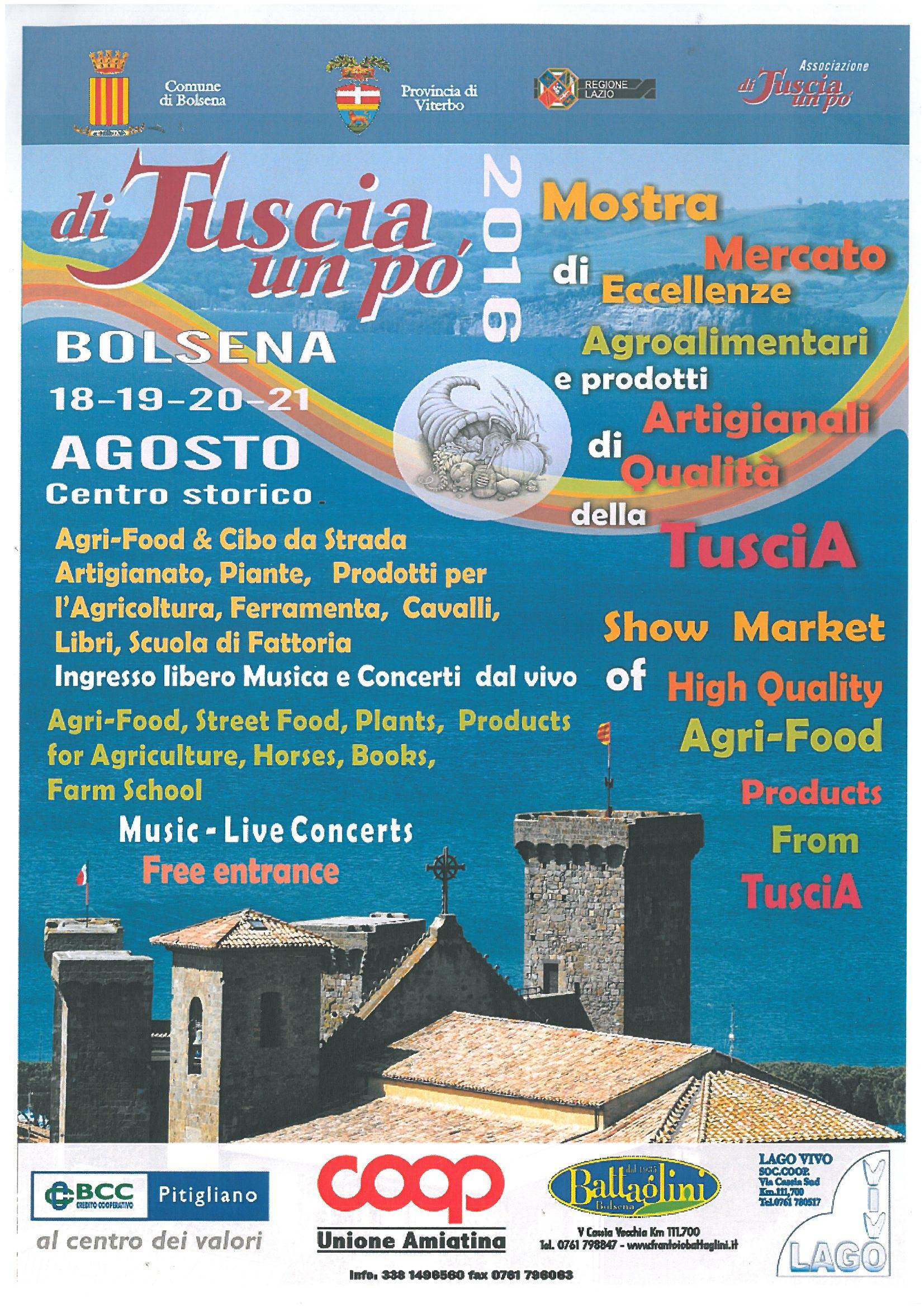 di tuscia un po' | visit bolsena - turismo eventi itinerari lago ... - Soggiorno Lago Di Bolsena